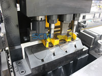 TADM2532 CNC High-speed Drilling & Marking Line for Angles