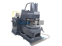 TQJ Series Hydraulic Angle Cutting (Notching) Machine