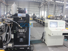 TPL8004 CNC Flat Bar Punching, Marking & Shearing Line