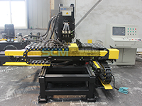 TPP103/TPP104 CNC Hydraulic Plate Punching & Marking Machine