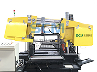 TBS Series Band Sawing Machine