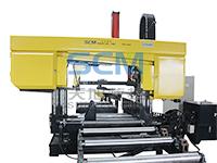 TDJ1000/ TDJ 1250 CNC Angle Band Sawing Machine