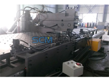 TPL104 Hydraulic CNC Punching Machine For Steel Plates